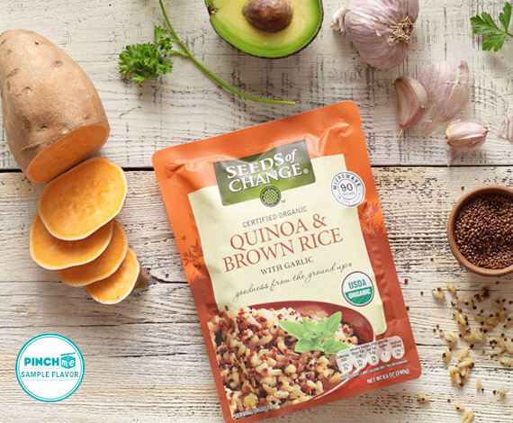 FREE Sample Quinoa and Brown Rice